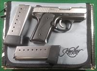Kimber Solo Carry 9mm - Three Magazines