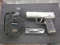 Ruger P94 40S&W - Comes with two magazines and a holster.