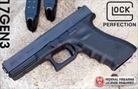 Glock 17 Gen3 w/ Night Sights installed I am CA friendly dealer