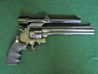 "Smith & Wesson Model 29 Classic  44 Magnum 8 3/8"" Barrel with Scope and S&W Case"