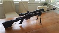 Armalite AR30 Sniper Rifle with Scope