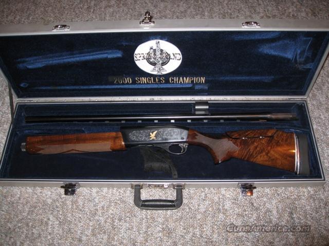 Professionally Customized Remington 1100 Classic Trap