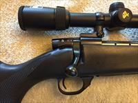 .257 Mag Weatherby Vanguard with Nikon Buckmaster BDC 4.5-14 X 40