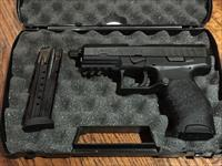 WALTHER ARMS PPX M1SD 9mm w/ threaded barrel and Dawson Precision Sight