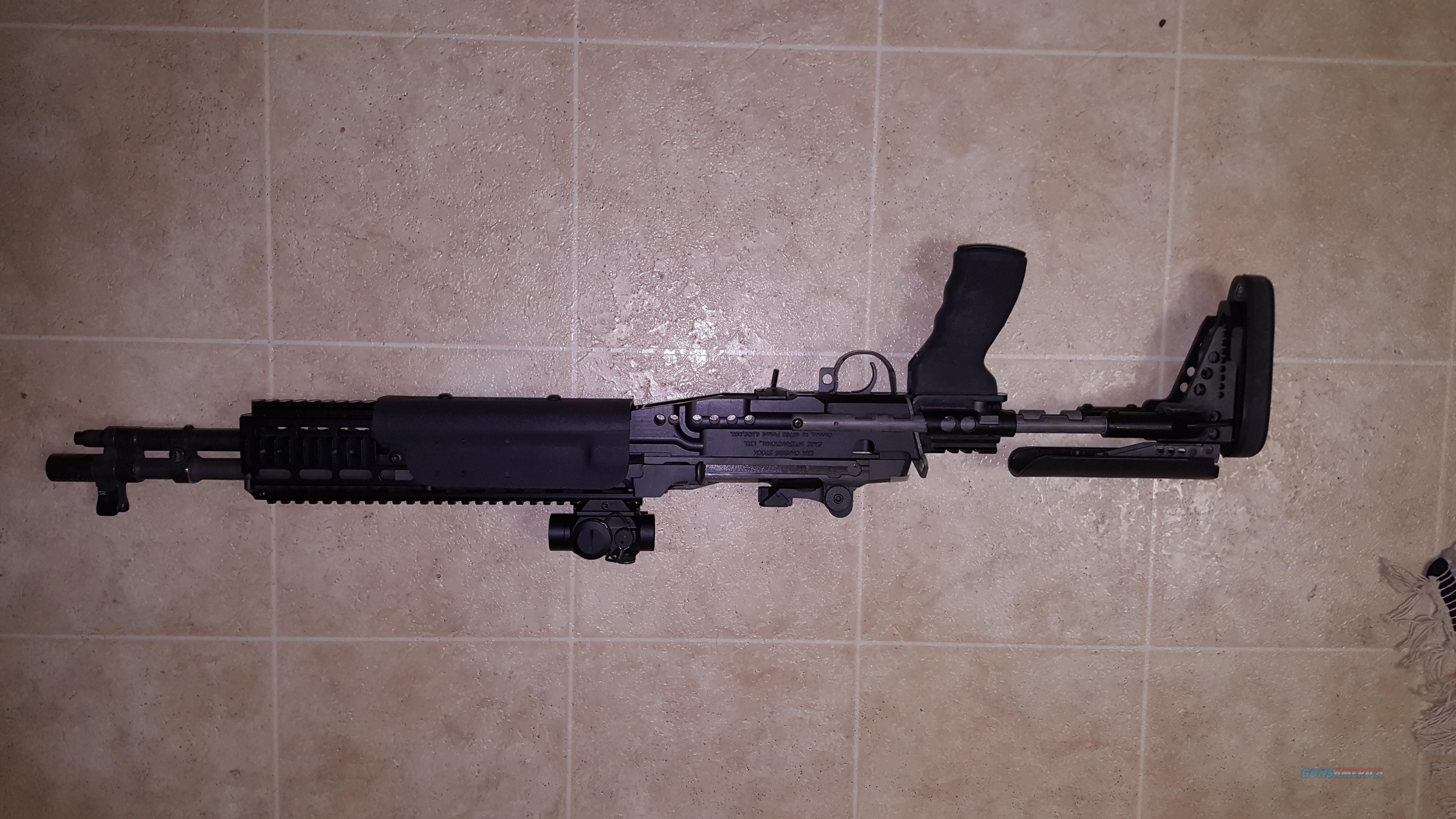 M1a socom 16 ebr stock