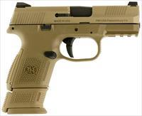 FNS-9c Compact 9mm FDE 12+1 and 17+1 Magazines Free Shipping No Credit Card Fees
