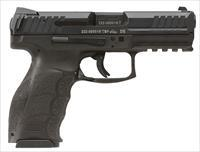 HK VP40 with Night Sights .40S&W 13+1 capacity includes 3 mags