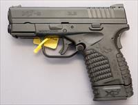 XDS-9 3.3 XDS9339BE 9mm 8+1 NO Credit Card Fees $15 Flat rate Shipping
