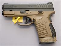 XDS-9 3.3 FDE XDS9339DEE 9mm 8+1 Free Shipping NO Credit Card Fees