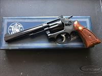 Smith & Wesson Model 14-3 .38 Special Caliber Revolver