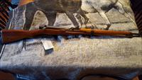 Japanese Arisaka Type 99 in excellent overall condition w/ Dust Cover/AA Sights Matching SN