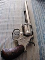 Colt model 1878 Double action  .45    7 1/2 inch barrel    MFG    1878