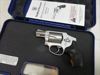 S&W Model 642 .38 special +P
