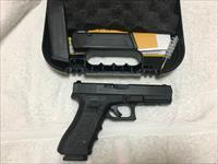 Glock Model 22 40 cal. with Night Sights
