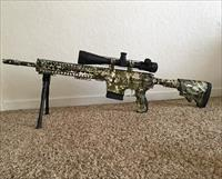 Custom Multicam AR308/7.62 x 51