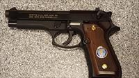 Beretta 92FS FBI National Academy Graduate Model