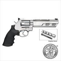 "Smith & Wesson Model 629 Competitor Performance Center .44 44 MAG 6"" Weighted Brl NIB 170320"