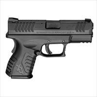 "Springfield XDM Compact 9mm 3.8"" XDM9389CBHCE NEW"