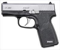 "Kahr CT3833 .380 ACP 3"" Barrel Polymer Frame Matte Stainless Steel Slide 7 Round NEW IN BOX"