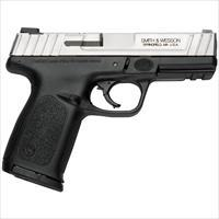 "Smith & Wesson SD9 VE Semi-Automatic 9mm 4"" Barrel 16+1 Rounds 223900"