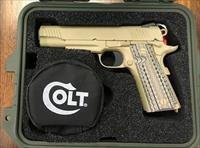 Colt M45A1CQB Custome Shop .45acp