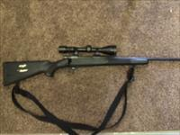 Howa 1500 30-06 with scope