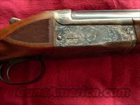 L.C. Smith (Specialty Trap Model) 12 gauge Single Barrel Shotgun