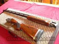 Winchester Model 101 Diamond Grade Unsingle Trap 12 gauge Shotgun