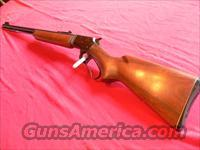 Marlin Model 39A (early model mfg. in 1955) cal. 22LR Lever-action Rifle