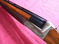 Ferlach Single Trap 12 gauge Shotgun mfg. in Austria by Lud. Borovnik