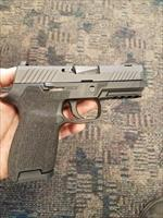 Like New Ported Barrel Sig P320