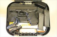 GLOCK G19 Gen4 9mm FXD - (3) 13rd Magazines + Case Like-New!