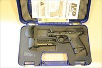 Smith & Wesson M&P 9c Thumb Safety 9mm - (2) 12rd Mags + Case Like-New!