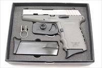 SCCY Industries CPX-2 9mm Semi Auto Pistol - NEW - CPX2 TTSG