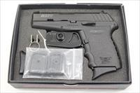 SCCY Industries CPX-2 9mm Semi Auto Pistol - NEW - CPX2 CB
