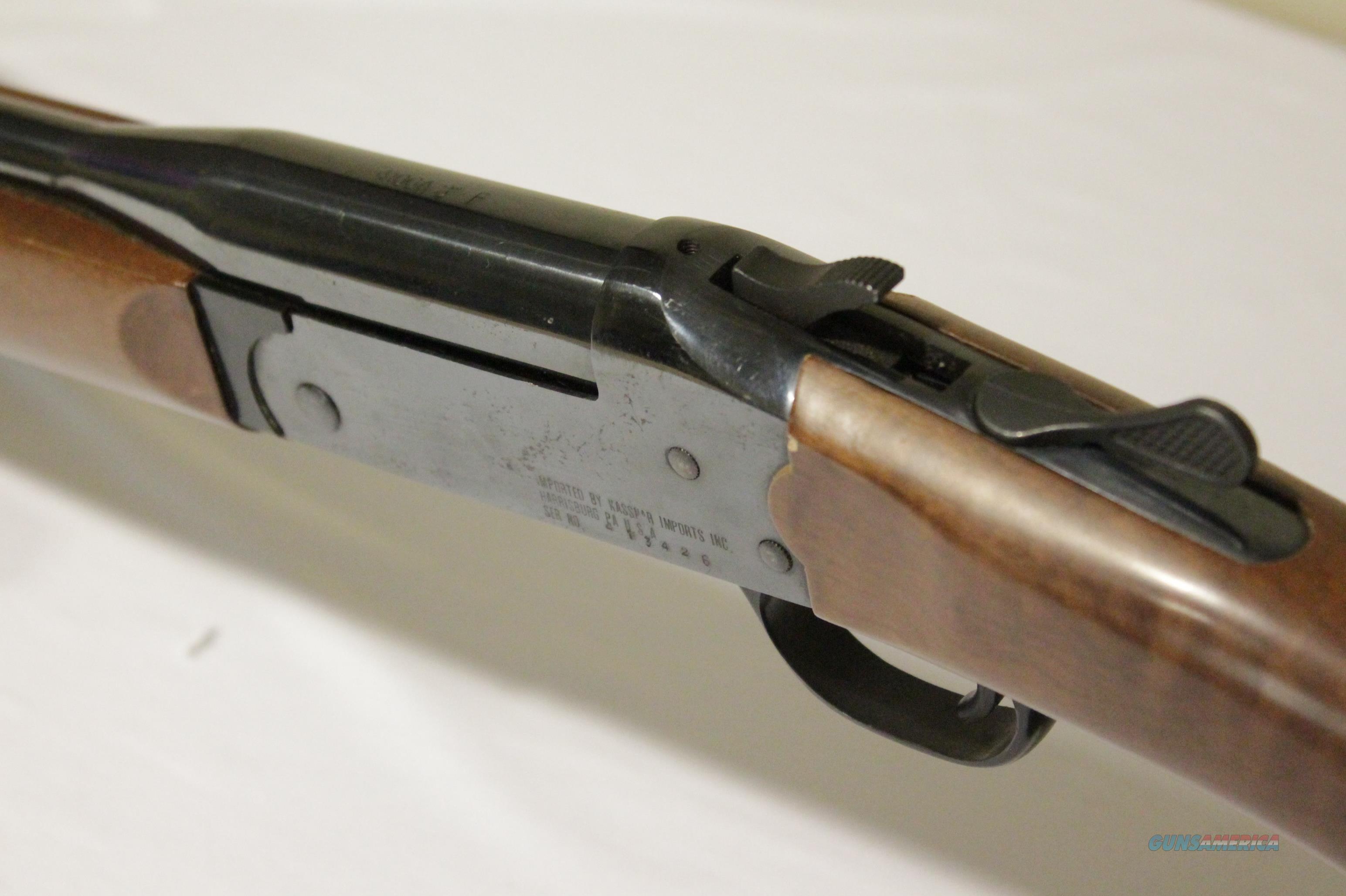 Shinn-A-Sipja Single Shot 410 Shotgun 26