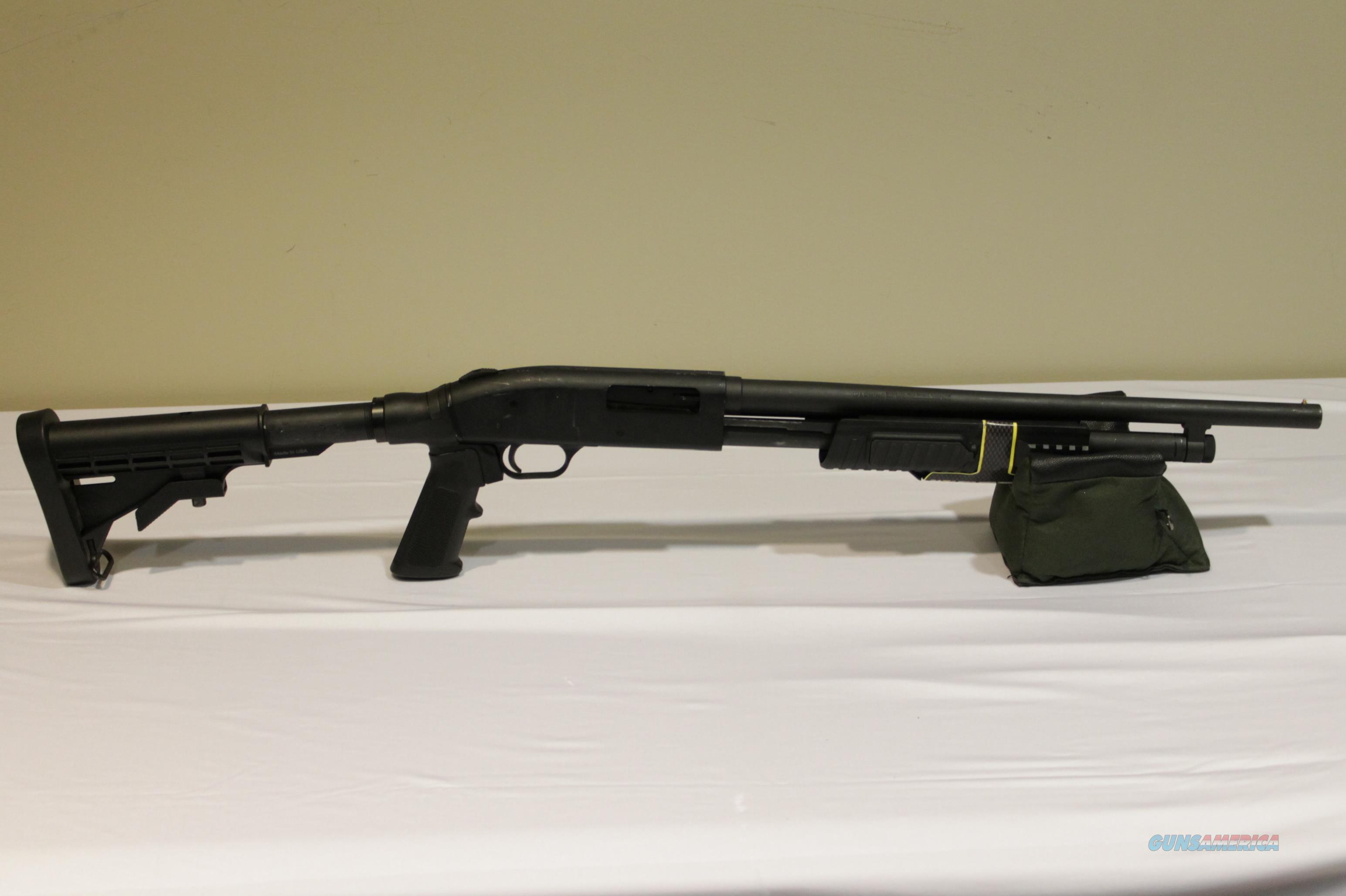 Mossberg 500 FLEX Tactical 20 Gauge 18 5