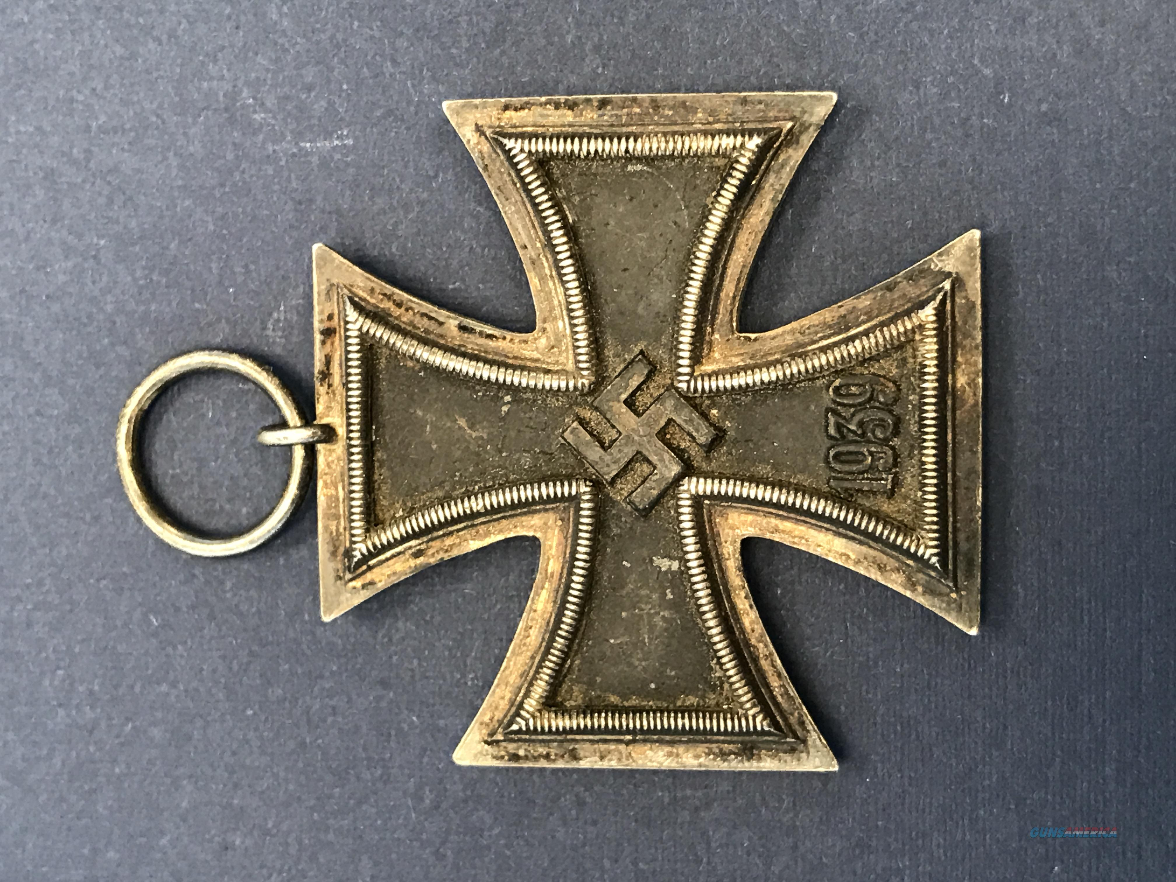 WW2 Original German Iron Cross