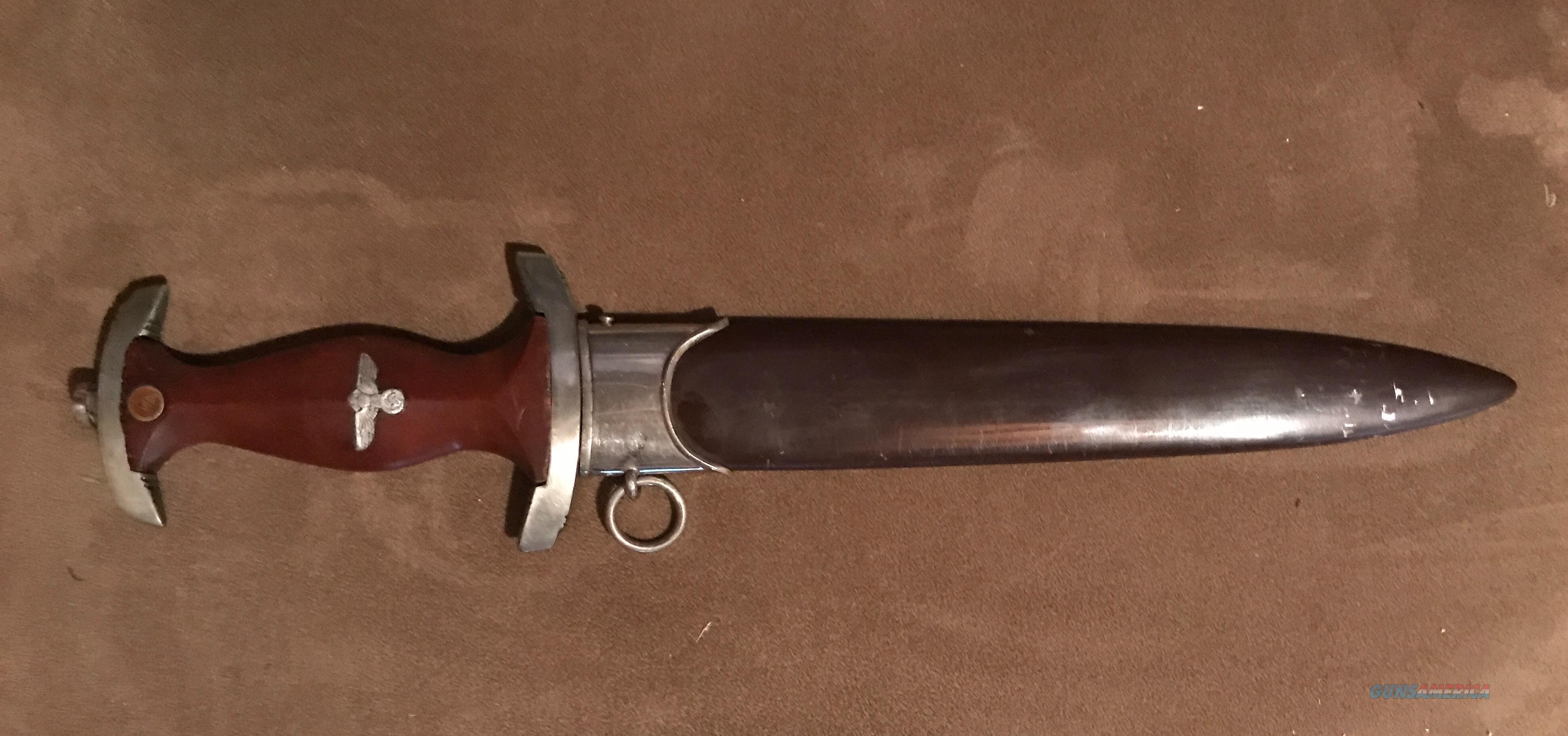 SA Dagger German WW2