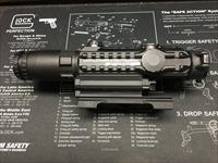 Leupold Mark 4 CQT 1-3X Tactical Scope