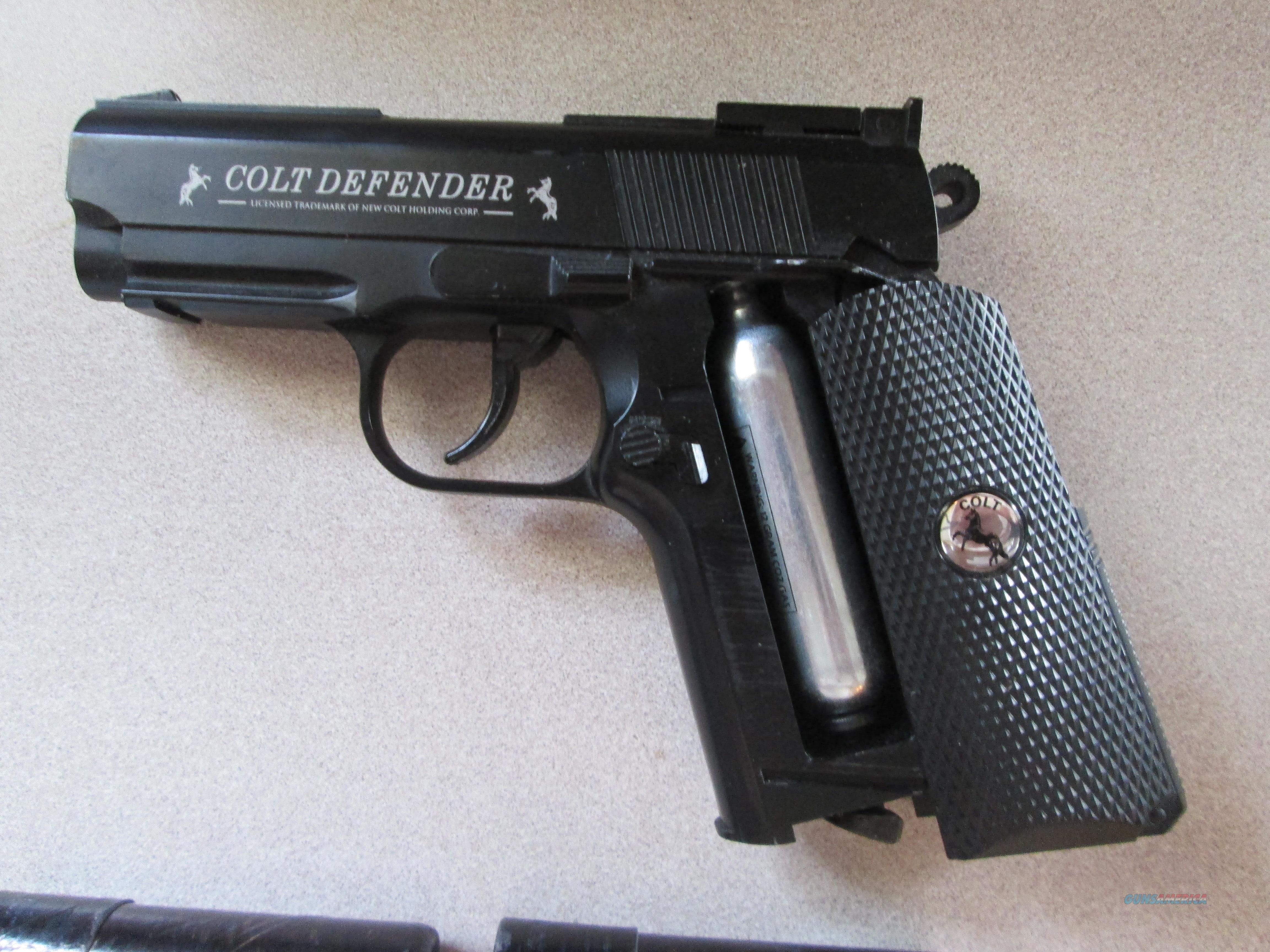 Colt Defender BB gun