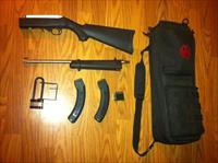 Ruger K10/22TD 22LR TAKEDOWN. Like New.  +2, Ruger BX-25 magazines, Ruger lock & carrying case.