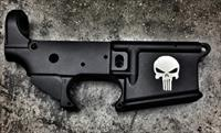 "Anderson ""Punisher"" Lower AR Receiver Multi Cal"