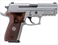 Sig Sauer P229 Stainless Steel Elite 9mm with Talo Grips