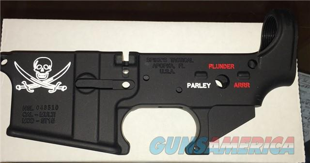 Spikes Tactical Calico Jack Ar Painted Lower Receiver Guns S A Misc