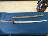 Japanese Officer Type 44 Samurai Antique Sword