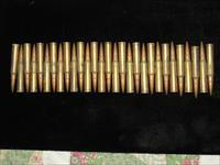 WWII 29 rounds Japanese 7.7x58 SR used in M/G Type 89 and Type 92