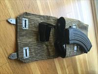AK magazine WITH carrying case and speed loader