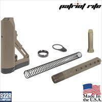 Leapers Flat Dark Earth Commercial Spec 6 Position Tactical Stock Kit