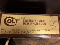 Colt Government 70 series .45